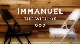Immanuel: The With-Us God – by Lee Kosa